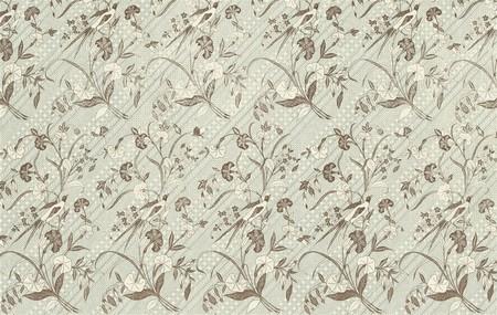 Java Stripe - Pale Blue Jasper Fabric