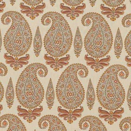 Kashimir - Marigold Jasper Fabric