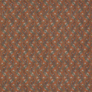 Jasper Fabrics  Gainsborough Paisley - Marigold
