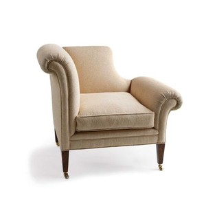 Dropped-Arm Chair - Right Arm Facing Jasper Furniture