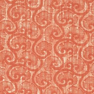Coquina  Coral Jasper Fabric
