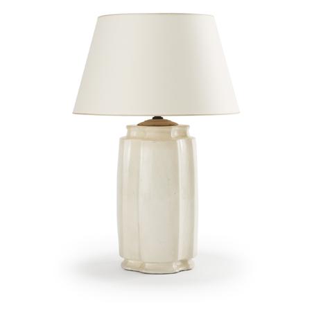Song Lamp - Ivory Jasper Lighting