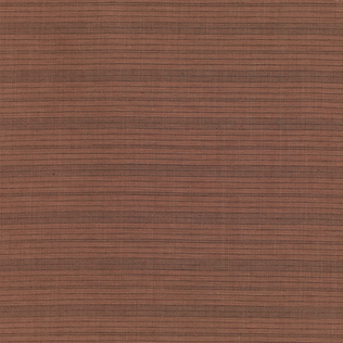 Dogon Stripe Red Jasper Fabric