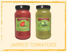 Muir Glen Organic Jarred Tomatoes