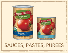 Tomato Sauces, Pastes and Purees