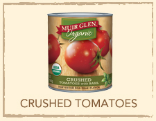 Crushed and Ground Tomatoes