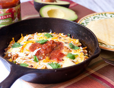 Cast Iron Chilaquiles