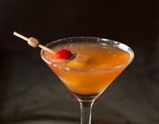 Muir Glen Caprese Martini