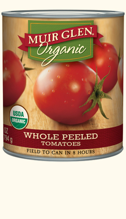 Whole Peeled Tomatoes