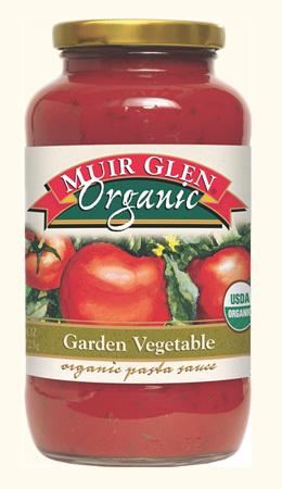 Garden Vegetable Pasta Sauce