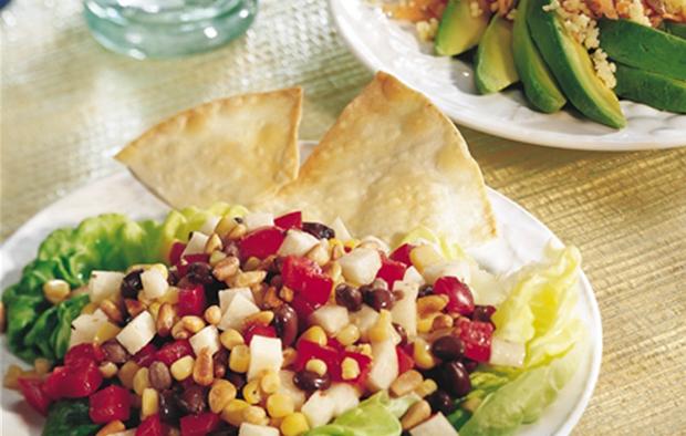 Muir Glen Corn and Black Bean Salad