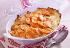 Butternut Squash Tomato Gratin Recipe