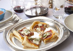 Muir Glen Tomato Goat Cheese Puff Pastry Recipe
