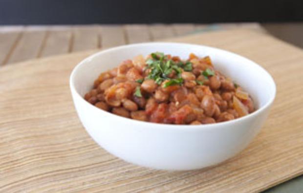 Muir Glen Simmered Pinto Bean Recipe