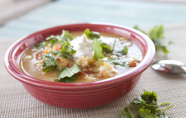 Muir Glen Curried Posole Chili Recipe