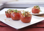 Muir Glen Stuffed Grilled Tomatoes
