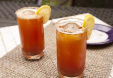 Tomato Water Michelada