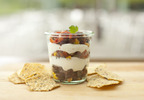 Southwestern Tomato and Yogurt Parfait