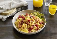 Mexican-Style Scrambled Eggs Huevos Revueltos