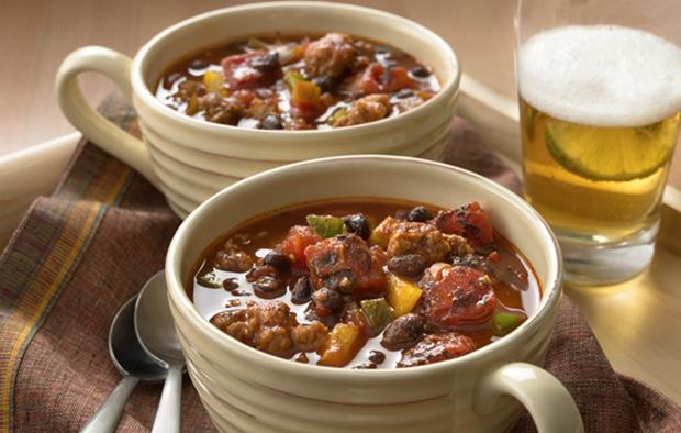 Muir Glen Black Bean and Chorizo Chili