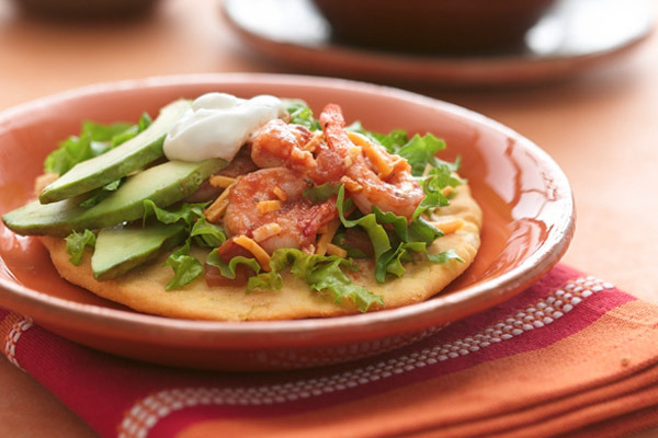 Shrimp_biscuit_tostada