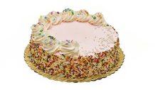 Pink Sprinkles Poofs Pearls