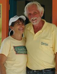 Bob and Melinda Blanchard