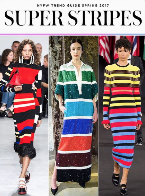 33ad9937c5 Horizontal stripes have been a staple in fashion since the  50s