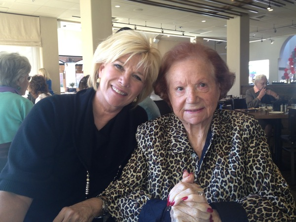Glady and joan feb 2013
