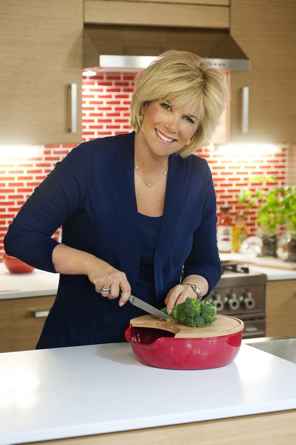 Joan lunden cooking