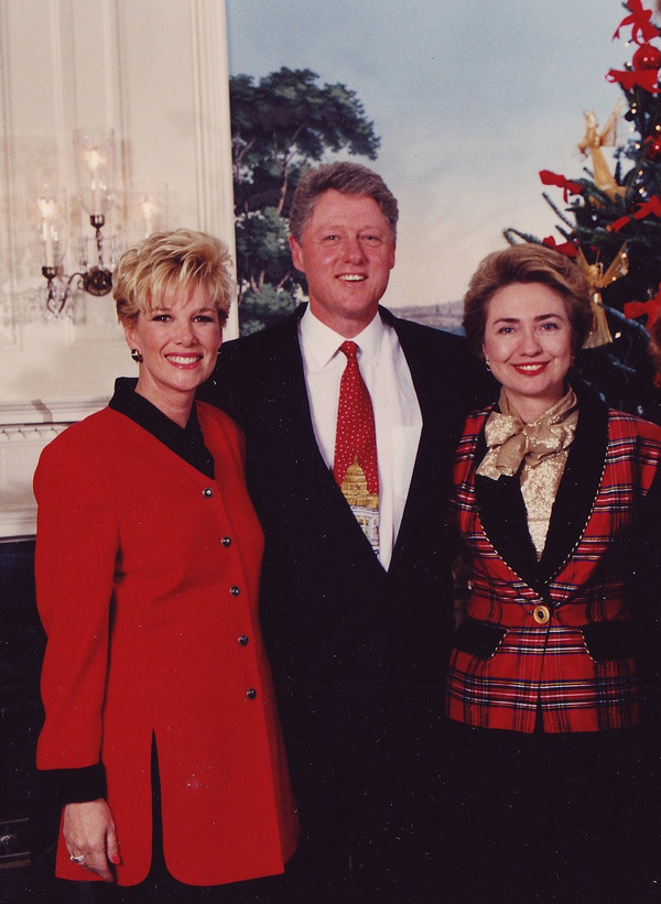 Jl president bill and hilary clinton copy
