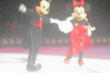 Disney on ice mickey minnie