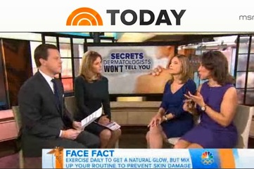 The today show skin