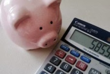 Financial planning piggy bank2