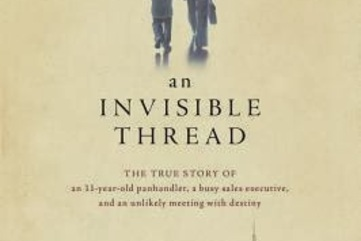 Book an invisible thread