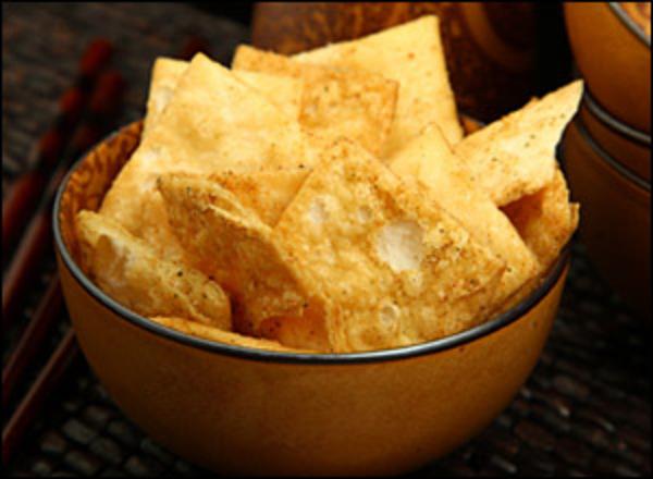 Pita chips large