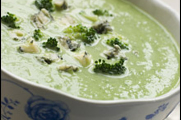 Broccoli soup large