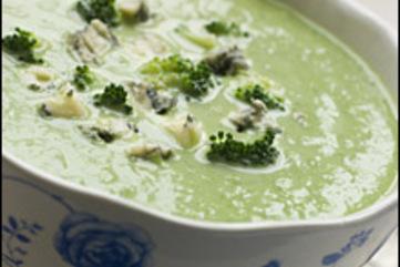 Broccoli soup large