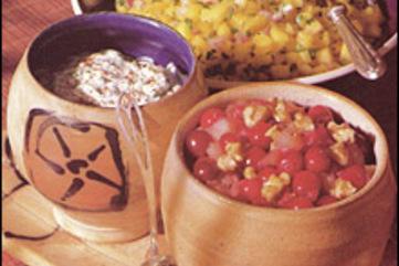 Cranberry relish large