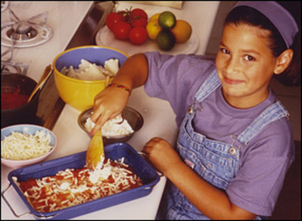 Sarahs lasagna large