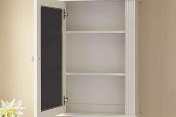 404600 white medicine cabinet empty 1