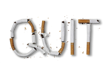 Smoking cessation blog