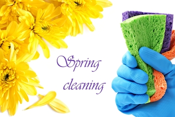 Bigstock spring cleaning concept glov 30312806