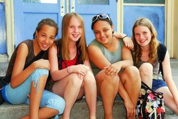 Raise teen girls self esteem
