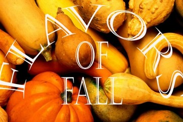 Flavors of fall 734x367