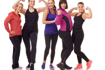 Ladies only fitness
