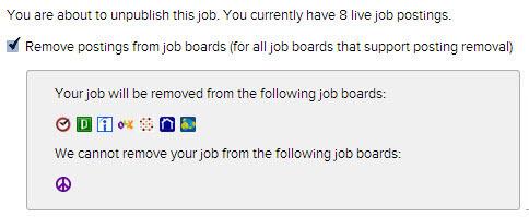 job posts templates