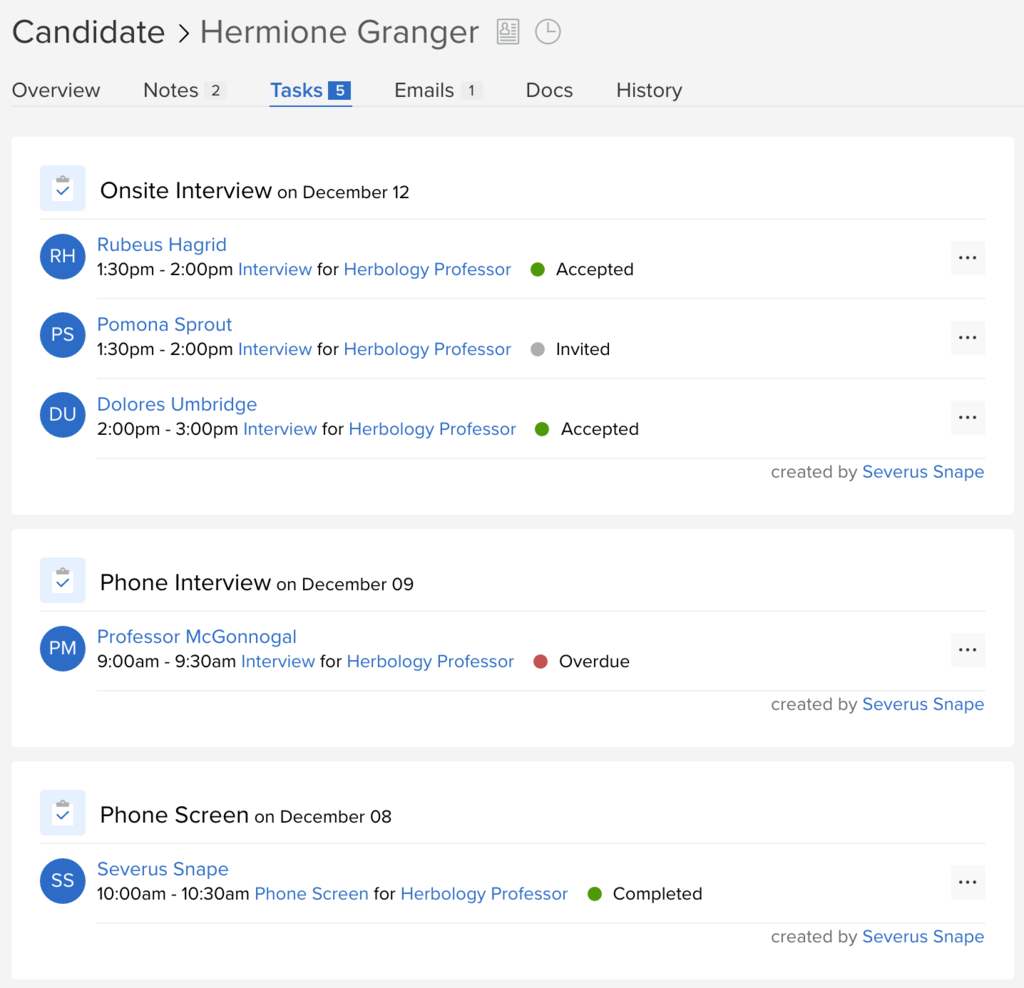 updates what s new in jobscore please let us know if there s anything we can do to help make scheduling and collecting feedback easier for your team