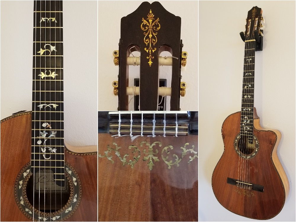 Cordoba Guitar Koa Wood