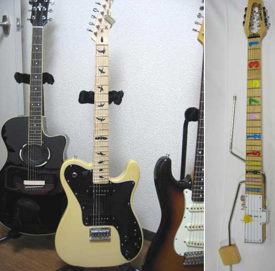 SquierのVintage Modified Tele Custom II